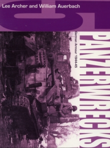 Panzerwrecks 5 : German Armour 1944-45, Paperback Book