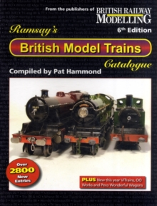 Ramsay's British Model Trains Catalogue, Paperback
