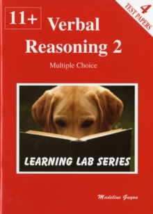 11+ Practice Papers : Verbal Reasoning Multiple Choice Bk. 2, Paperback
