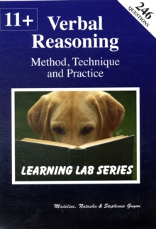 11+ Verbal Reasoning Method, Technique and Practice, Paperback