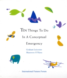 Ten Things to Do in a Conceptual Emergency, Paperback