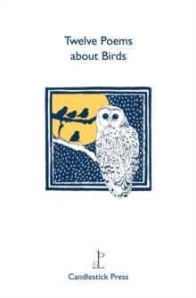 Twelve Poems About Birds, Pamphlet