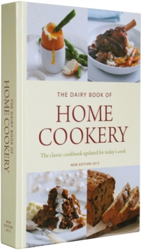 The Dairy Book of Home Cookery, Hardback Book
