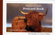 Highland Cow Postcard Book, Postcard book or pack Book