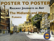 Railway Journeys in Art : The Midlands and Wales v. 3, Hardback