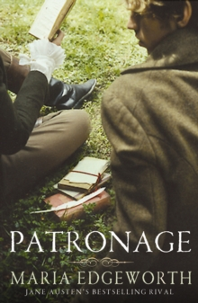 Patronage : A Novel in Four Parts, Paperback