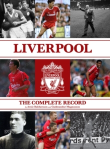 Liverpool : The Complete Record, Hardback Book