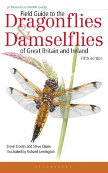 Field Guide to the Dragonflies and Damselflies of Great Britain and Ireland, Paperback