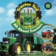 Tractor Ted All About Tractors, Paperback