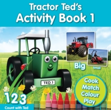 Tractor Ted's Activity Book : 1, Paperback