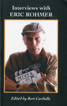 Interviews with Eric Rohmer, Paperback