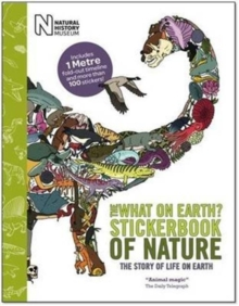The What on Earth? Stickerbook of Nature, Mixed media product