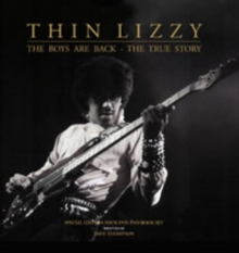 Thin Lizzy: The Boys Are Back - The True Story, DVD