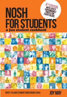 Nosh for Students - A Fun Student Cookbook, Paperback Book