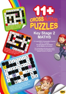 Skips 11+ Crossmaths Puzzles : Key Stage 2 Maths, Paperback Book