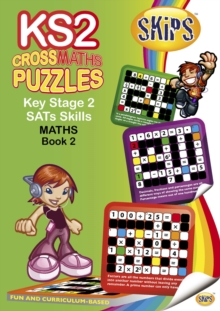 SKIPS CrossWord Puzzles Key Stage 2 Maths SATs CrossMaths : Bk 2, Paperback