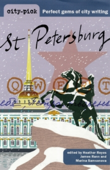 City-pick St Petersburg, Paperback