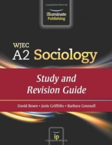 WJEC A2 Sociology : Study and Revision Guide, Paperback