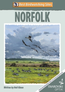 Best Birdwatching Sites: Norfolk, Paperback