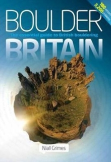 Boulder Britain : The Essential Guide to British Bouldering, Paperback
