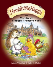 Hamish McHaggis and the Great Glasgow Treasure Hunt, Paperback