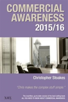 Commercial Awareness 2015/16, Paperback