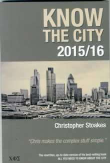 Know the City, Paperback