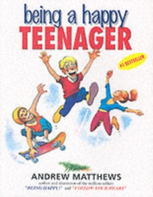 Being a Happy Teen, Paperback