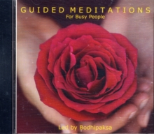 Guided Meditations for Busy People, CD-Audio Book