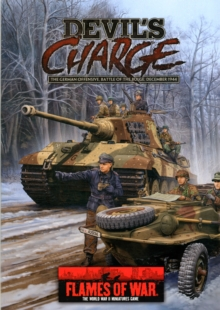 Devil's Charge : The German Offensive, Battle of the Bulge, December 1944, Paperback Book