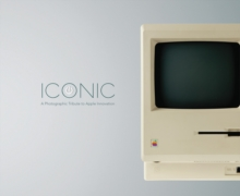 Iconic : A Photographic Tribute to Apple Innovation, Hardback