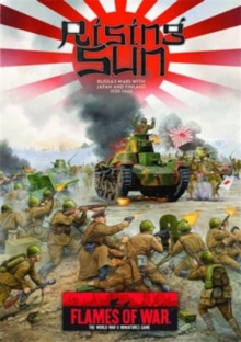 Rising Sun, Russia's Wars with Japan and Finland 1939-1940, Paperback