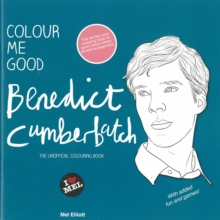 Colour Me Good Benedict Cumberbatch, Paperback