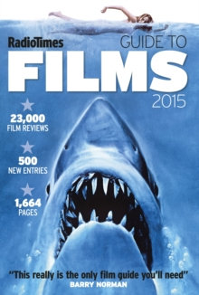 The Radio Times Guide to Films 2015, Paperback
