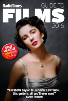Radio Times Guide to Films 2016, Paperback Book