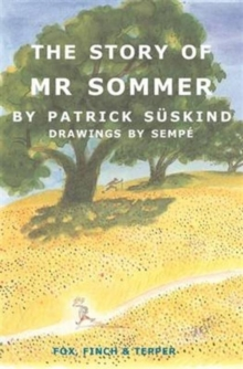 The Story of Mr Sommer, Paperback