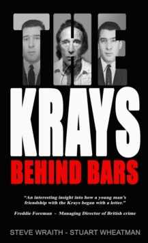The Krays Behind Bars, Paperback Book