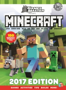 Minecraft 2017 Edition by Games Master, Hardback