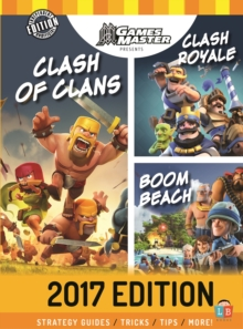 Clash of Clans - Boom Beach 2017 Edition by Games Master, Hardback