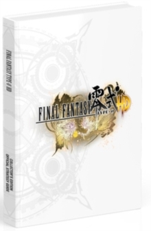 Final Fantasy Type 0-HD : Prima Official Game Guide, Hardback