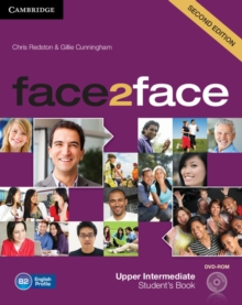 Face2face Upper Intermediate Student's Book with DVD-ROM, Mixed media product