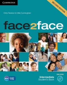 Face2face Intermediate Student's Book with DVD-ROM, Mixed media product