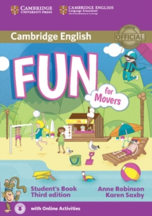 Fun for Movers Student's Book with Audio with Online Activities, Mixed media product