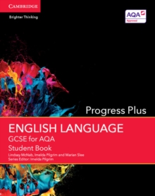 GCSE English Language for AQA Progress Plus Student Book, Paperback
