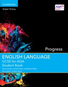 GCSE English Language for AQA Progress Student Book, Paperback Book