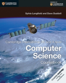 Cambridge International AS and A Level Computer Science Coursebook, Paperback