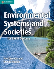 Environmental Systems and Societies for the IB Diploma, Paperback
