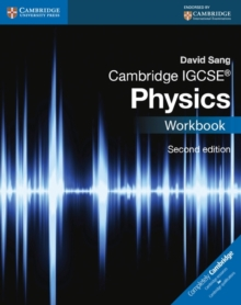 Cambridge IGCSE Physics Workbook, Paperback Book