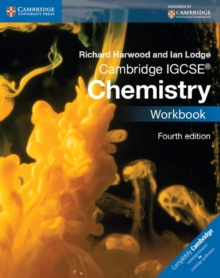 Cambridge IGCSE Chemistry Workbook, Paperback