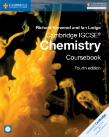 Cambridge IGCSE Chemistry Coursebook with CD-ROM, Mixed media product